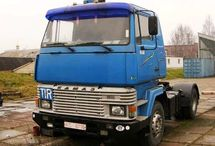 R Russian Trucks - KAMAZ / Trucks for all kind of work or needs,for roads or off-road circulation,made in RÙSSIA (ex-USSR).