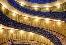 Uniquely Designed Stairs