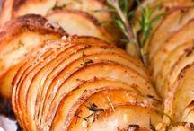 roast veges