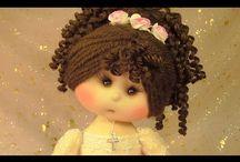 peinados de muñecas