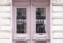 Doorways  / My favourite doorways from around the world.