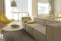 Interior design by CU Interiors Slovakia / all was made by architect Lidija Slivka see more at www.cuinteriors.com
