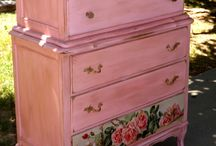 Painted Furniture / by Catherine Jones