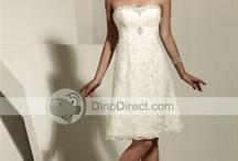 wedding dresses / by Americka Fallon