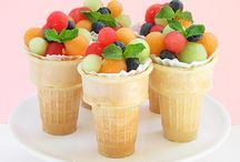 Ice Cream Party Ideas / by Annette G