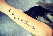 Tattoos / The start of my tattoos :)