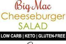 A Keto Salads