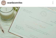 Casamento - Convites