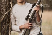 Senior Hunting Poses