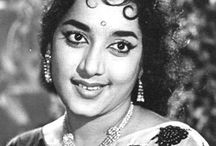 Actress - Old South Indian Heroines