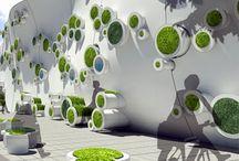 Gardens & Green Walls