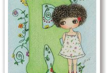 Postcards / by Little Curly (the eco-friendly girl)