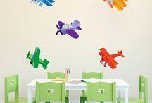 Nursery & Kids Room Decals