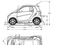 MB smart 4 two