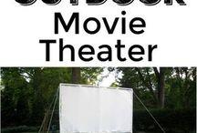 Kerti mozi