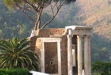 Italy / Italy rome landscape