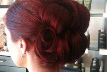 wending hair