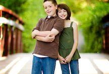 sesja rodzeństwa - pomysły