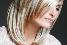 Cheveux pour Christelle