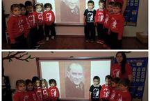 10 Kasım Atatürk'ü Anma Günü Milenyumda