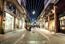 Christmas @Chios / Christmas and New Year celebrations on Chios island, North Aegean Region, Greece