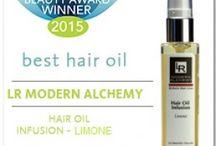 LR Modern Alchemy Press /  Press on LR Modern Alchemy / Holistic Skin & Hair Care