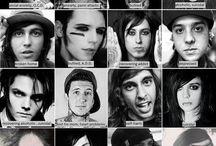 Rock,emo babes