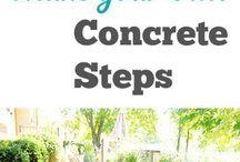 Cement work