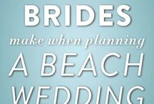 Wedding On The Sand & In The Sunshine