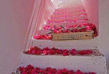 stairways that grab me!! ♥