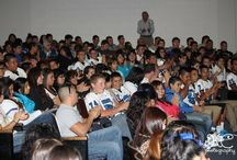 Dexter High School-Internet Safety presentation / Representatives from the NMAGO visited Dexter High School to present Internet Safety & Cyberbullying to students.  Best practices for staying safe are always given to Internet Safety audiences. / by Nmago Abq