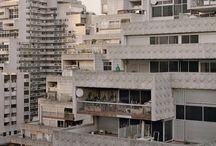 immeubles délabrés