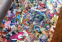 Comics & Anime / by Wilvens Narcisse