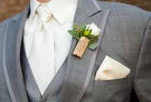 Boutonnière  / by Holly Heider Chapple Flowers Ltd.