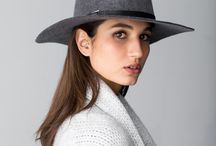 Hats on