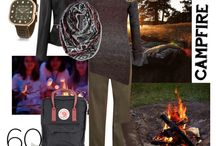 Contest entries - 015 - 60 second style - Campfire chic