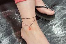 ankle tatoo
