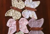 trilho de mesa borboleta