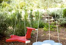 Swings and things for little dudes