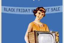 Black Friday madness / by Laura Bobak