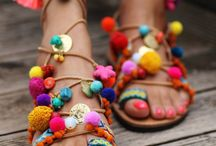 Chaussures / Pompons