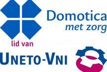 Uneto-VNI / Domotica Met Zorg is nu lid van Uneto-VNI