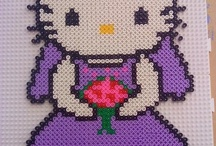 hama hello kitty