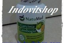 Garcinia Cambogia Pil Pelangsing Herbal Rp. 200.000