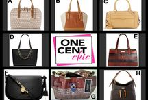 Wednesday is All Ways Chic / Choice auction @OneCentChic tonight at 10 PM