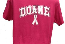 Tiger Swag / Doane gear available through Under Armour or the Doane Bookstore.