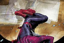 Superheroes Spider-man