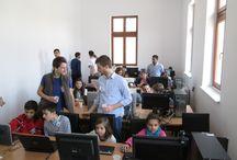 CoderDojo Lipova / un club de programare pentru copii din Lipova