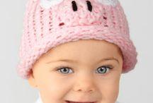 Lavorare Cappelli A Maglia bambini