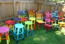 Chairs / by Heather Seaman